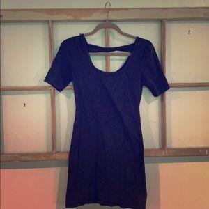 Cute fitted mini dress